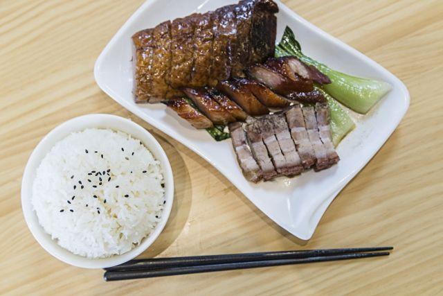Foto de Amplia variedad de platos