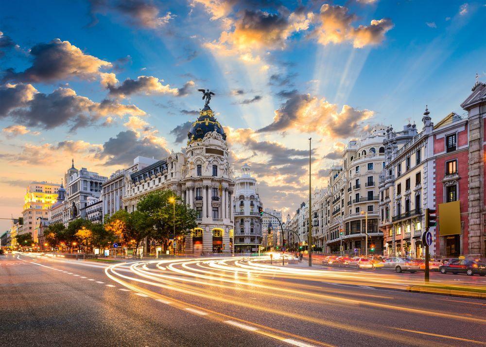 Fotografia Madrid