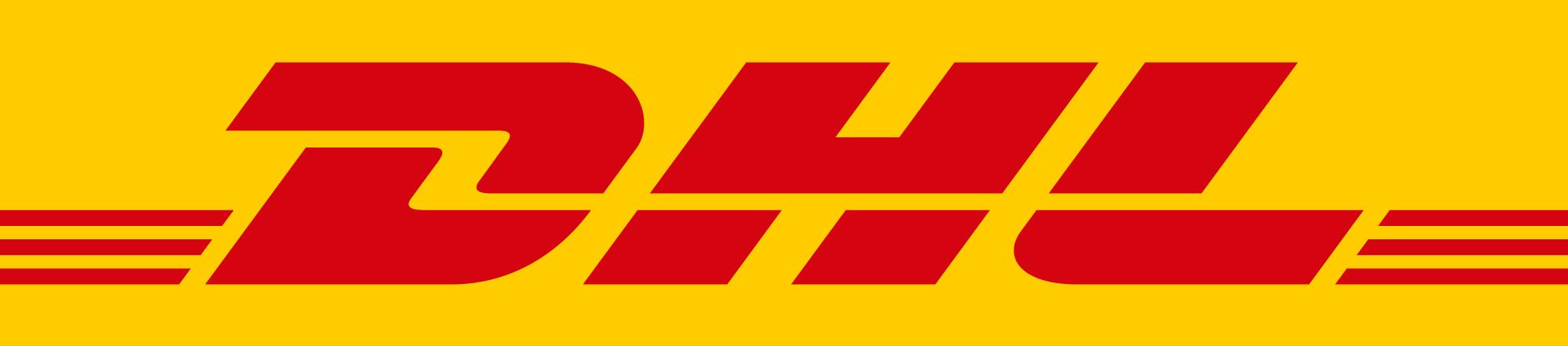 Fotografia Logotipo DHL