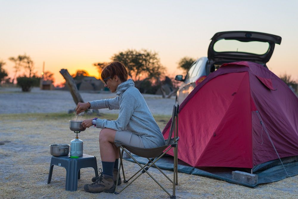 Foto de Los mejores hornillos para acampar