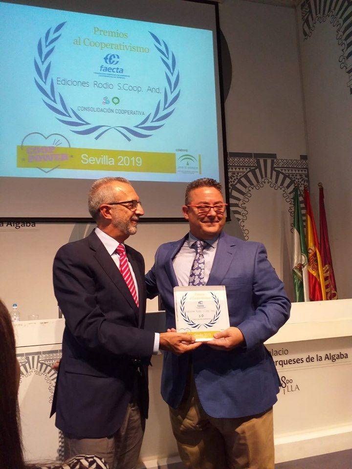 Foto de Premios Cooperativismo 2019