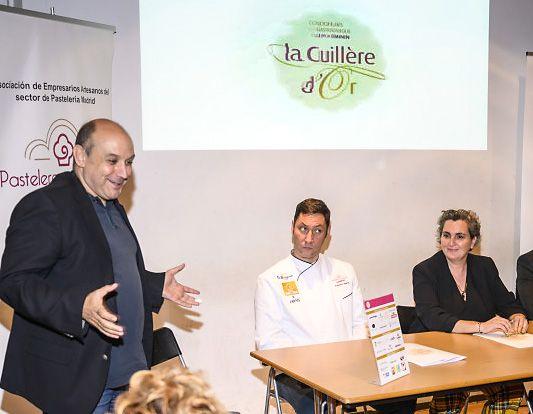 Foto de Rueda de prensa Presentación concurso La Cuillère d'Or