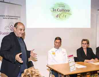 El concurso gastronómico francés La Cuillère d´Or, solo para mujeres chefs ha sido presentado en Madrid