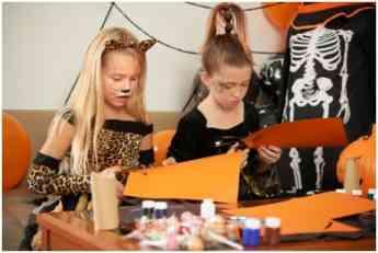 Concurso Puertas del Miedo para Halloween de Let's Go fiesta