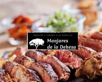 Manjares de la Dehesa, la mejor opción para amantes del ibérico y carnes a la parrilla
