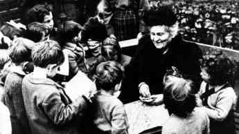 Foto de La pedagogía Montessori y cómo educar a los niños para la