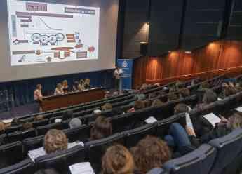 Imagen de archivo de las últimas Jornadas de Innovación e Investigación organizadas en 2018 por el COEGI.