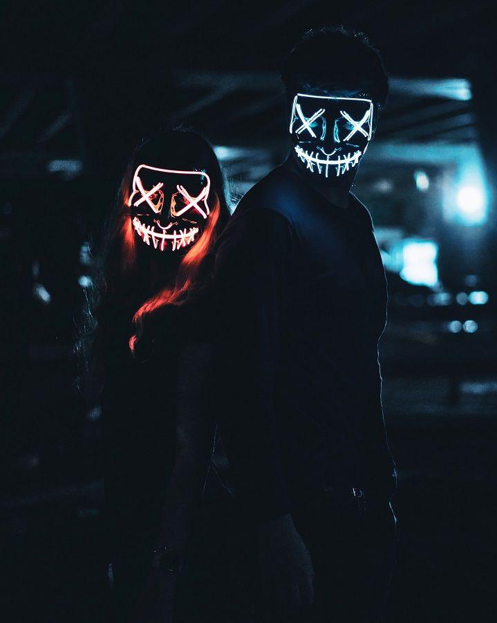 Foto de Máscaras de Halloween