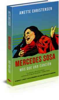 Foto de Mercedes Sosa - Más que una Canción. Portada