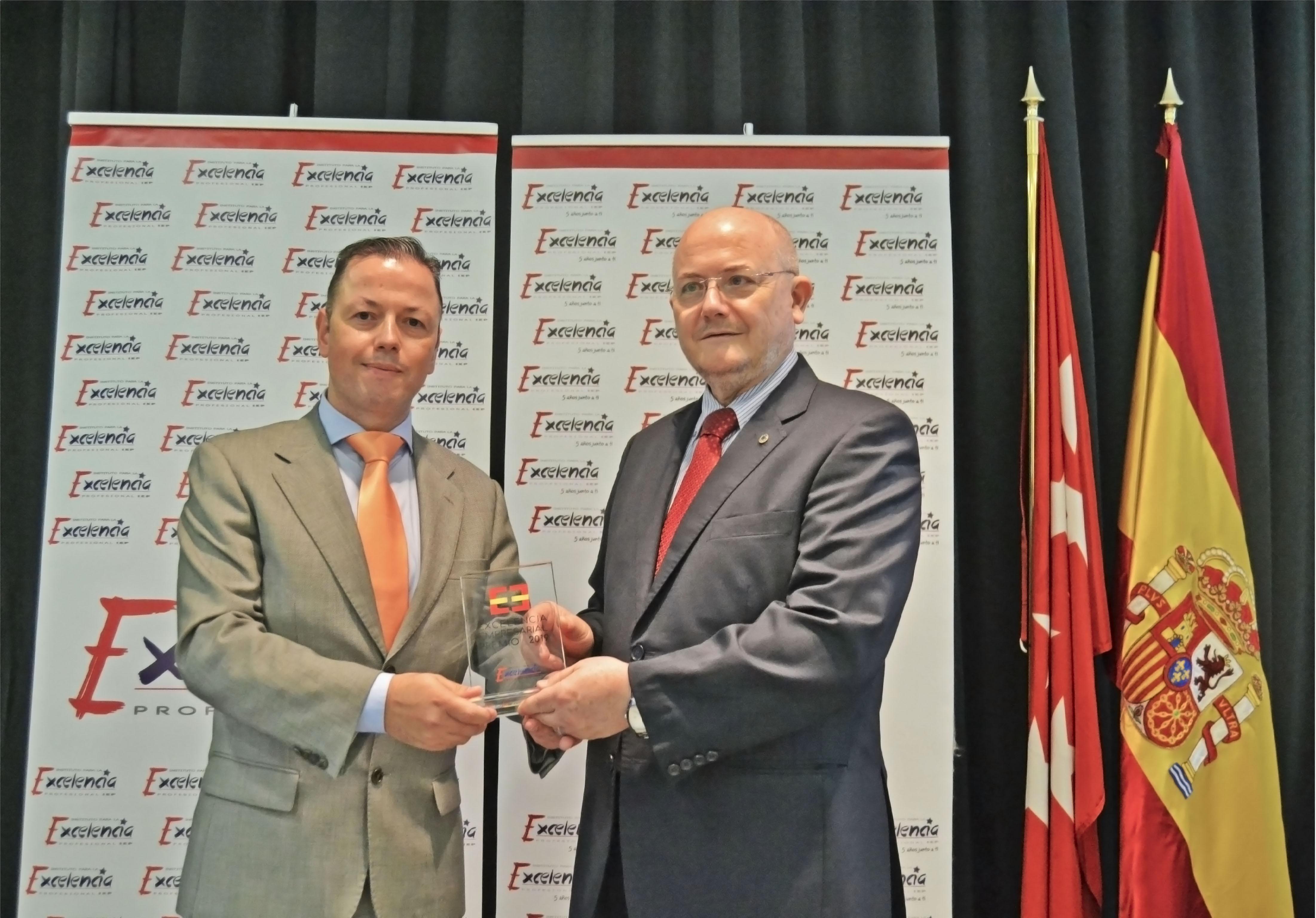 Foto de FIN&Home vuelve a ser premiada por su Excelencia