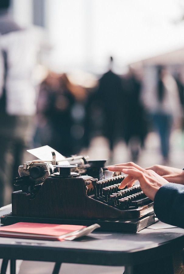 Foto de Máquinas de escribir