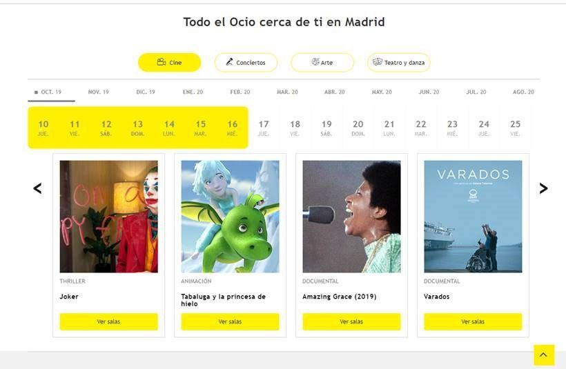 Foto de Páginas Amarillas y Guía del Ocio