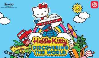 Hello Kitty Descubriendo el Mundo