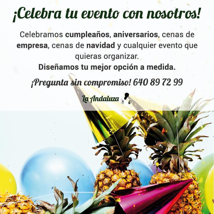 Foto de ¡Celebra tu evento con nosotros!