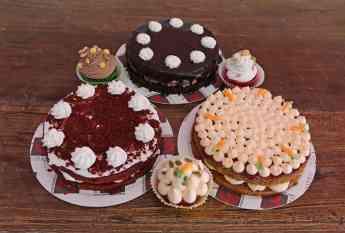 Bizkarra crea una gama de pastelería vegana para hostelería
