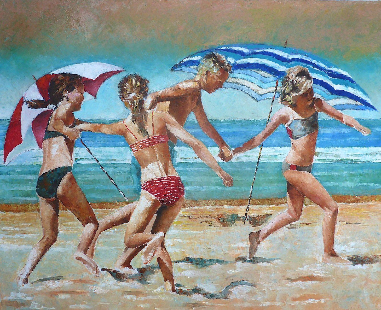 Fotografia Juegos en la playa
