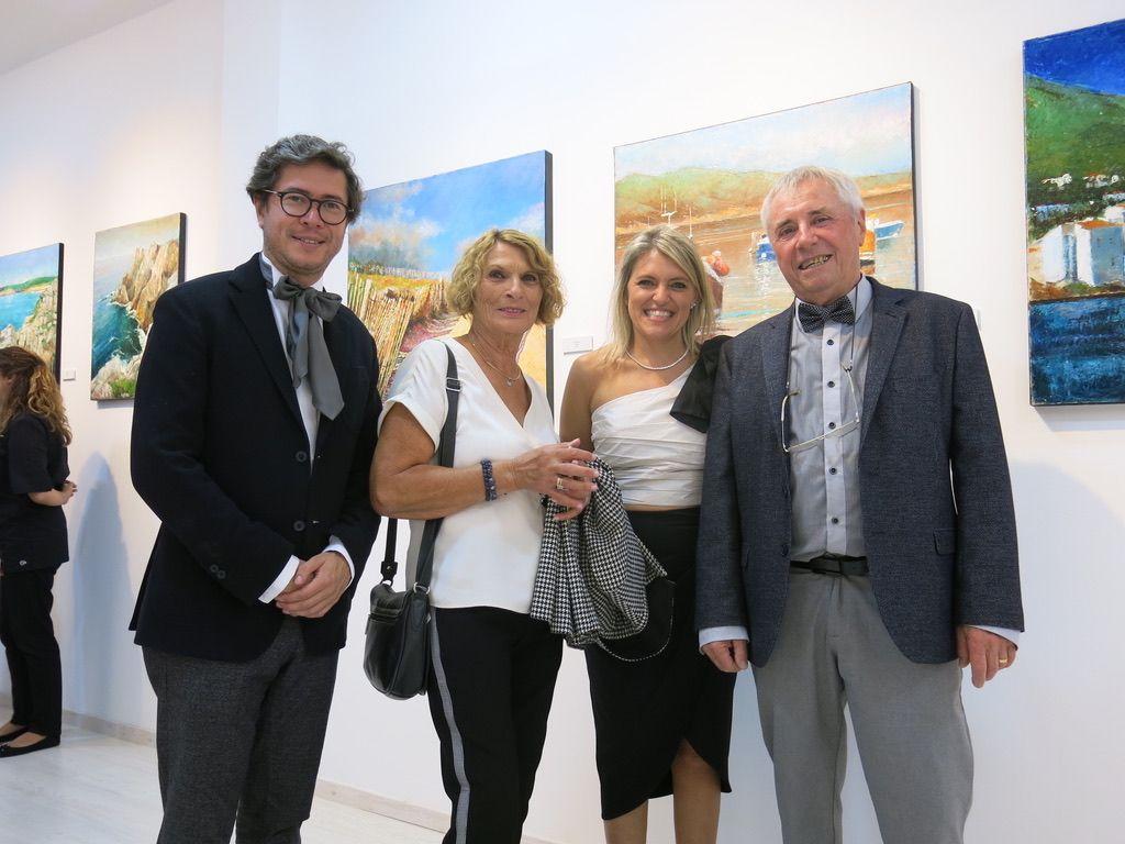 Fotografia Exposición en Cobeña Art Gallery