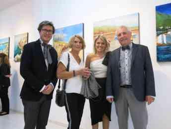 Foto de Exposición en Cobeña Art Gallery