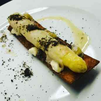 Jorge Ruiz Luzuriaga defenderá en casa el título de chef medieval logrado el pasado año