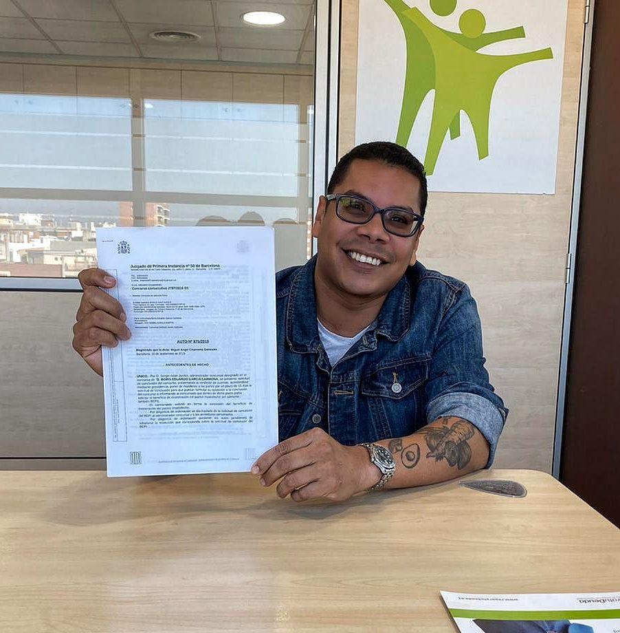 Repara tu deuda consigue cancelar 80.000 ? a un ciudadano colombiano con la Ley de la Segunda Oportunidad
