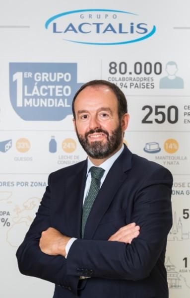 Ignacio Elola, nuevo Consejero Delegado del Grupo Lactalis Iberia