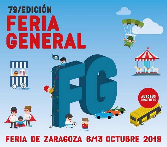 Foto de Feria General de Zaragoza 2019
