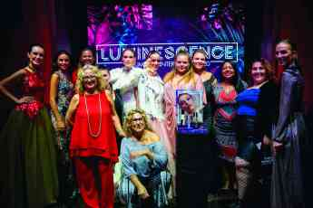 Luminescence Fashion Show