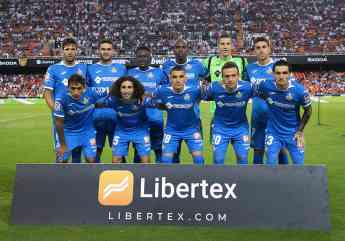 Libertex, nuevo patrocinador del Getafe CF