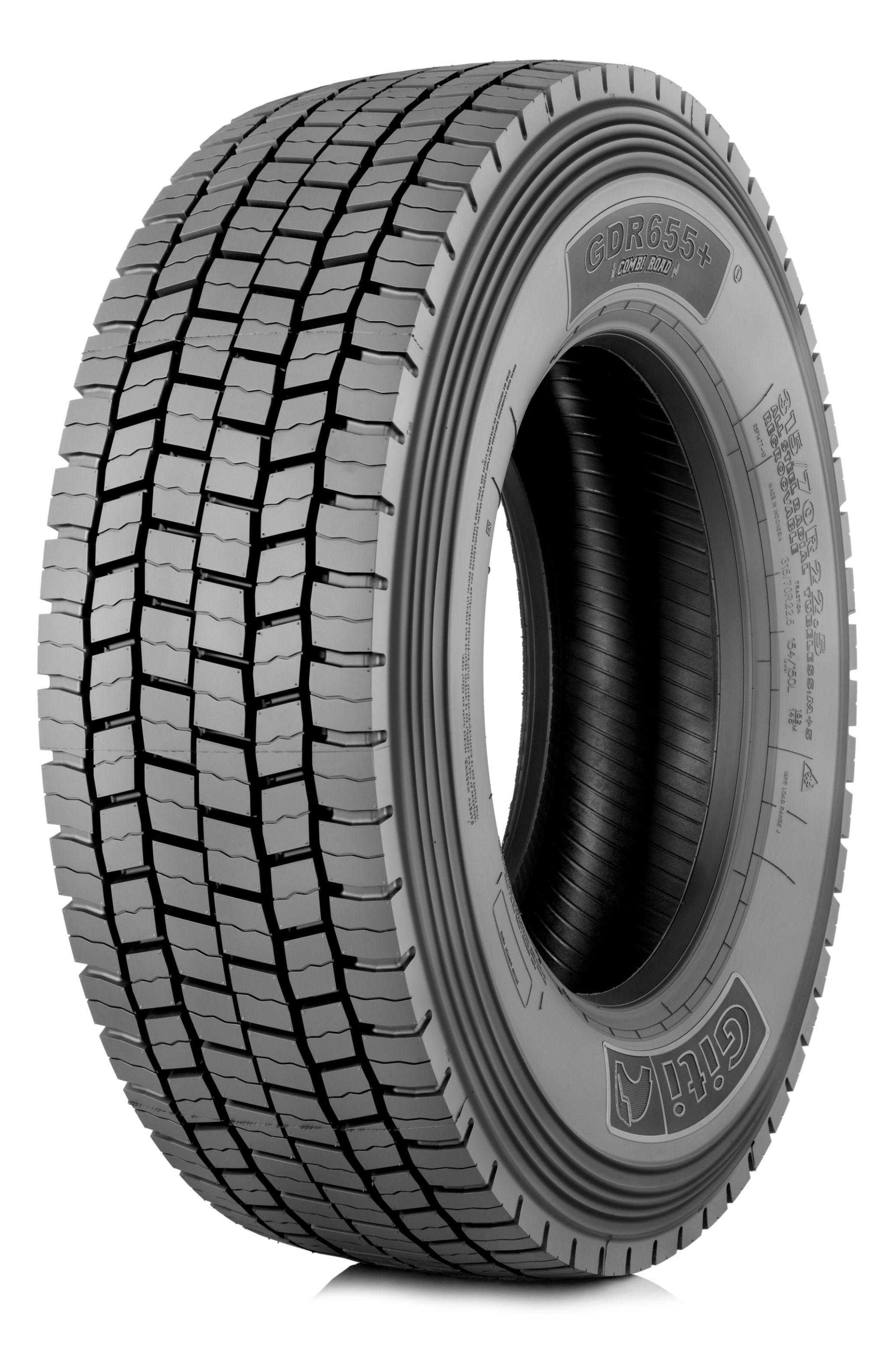 Foto de Neumático Giti GDR655+ Combi Road
