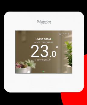 Wiser Heat, el nuevo sistema de calefacción inteligente de Schneider
