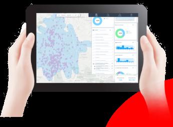 Papel que juegan los Sistemas de Información Geográfica en el crecimiento de las empresas según inAtlas
