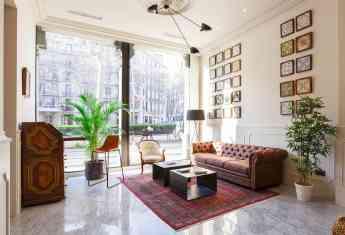 El check-in online en Apartamentos Turísticos, una realidad en AB Apartment Barcelona