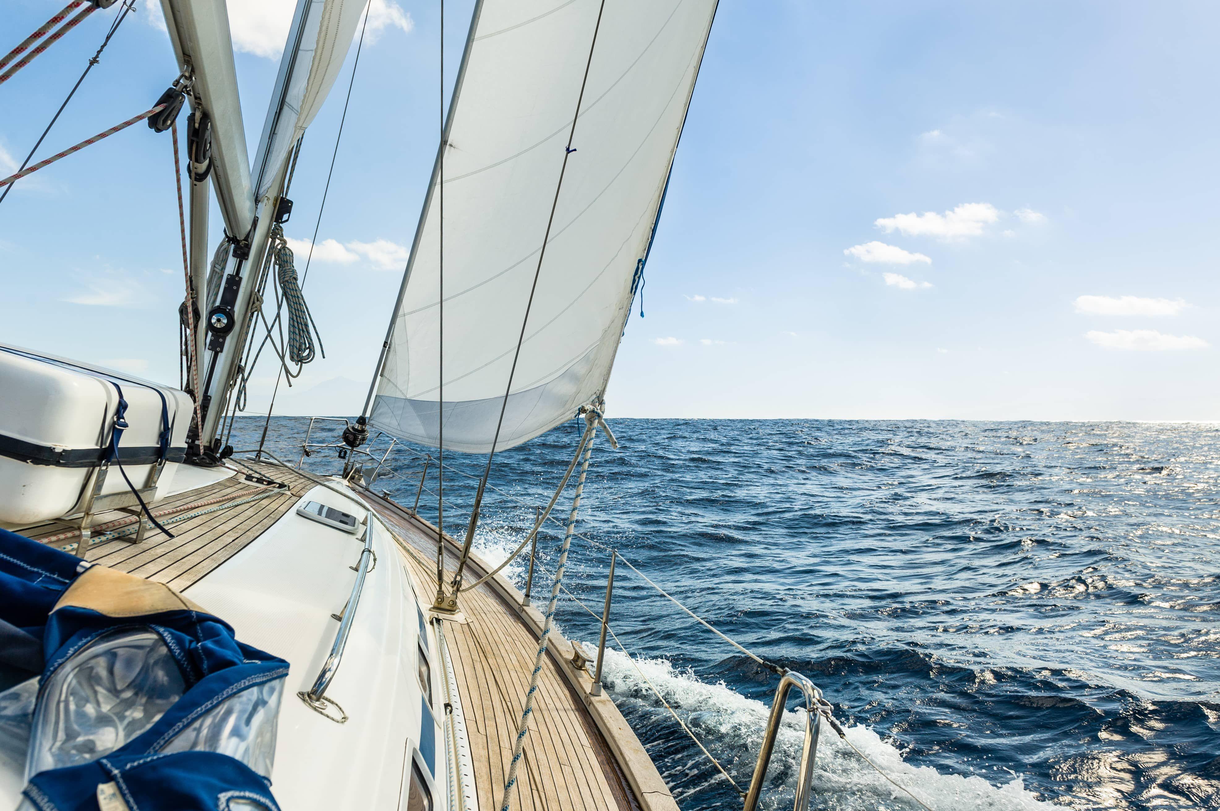 Fotografia Cruzar el Atlántico en barco