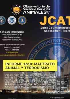 Foto de Maltrato animal y terrorismo