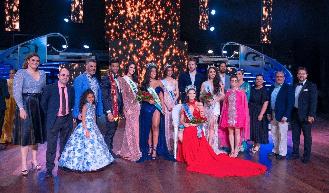 FotografiaMiss Mundo Dominicana 2019 en Barceló Bávaro Grand