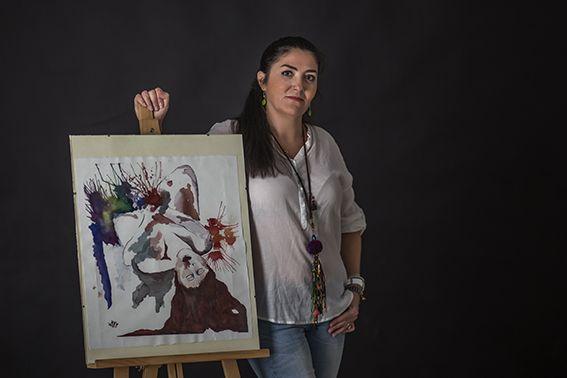 Fotografia Foto de la autora Mercedes Naranjo Márquez