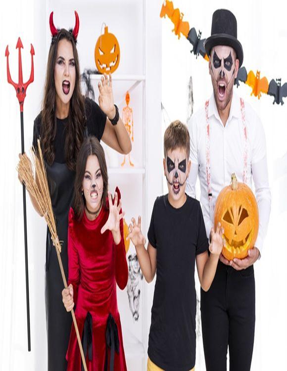 Fotografia disfraces halloween originales