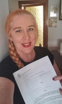 Mª del Carmen Montes ha cancelado sus deudas con la ley de la segunda oportunidad y repara tu deuda