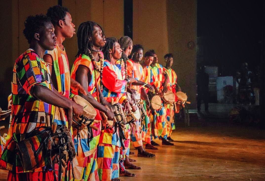 Fotografia Tambours du Ndiambour