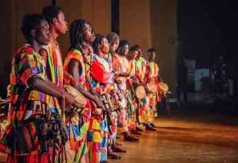 Tambours du Ndiambour