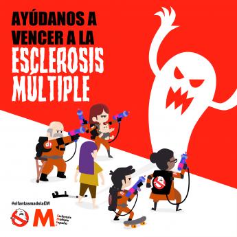 El fantasma de la Esclerosis Múltiple