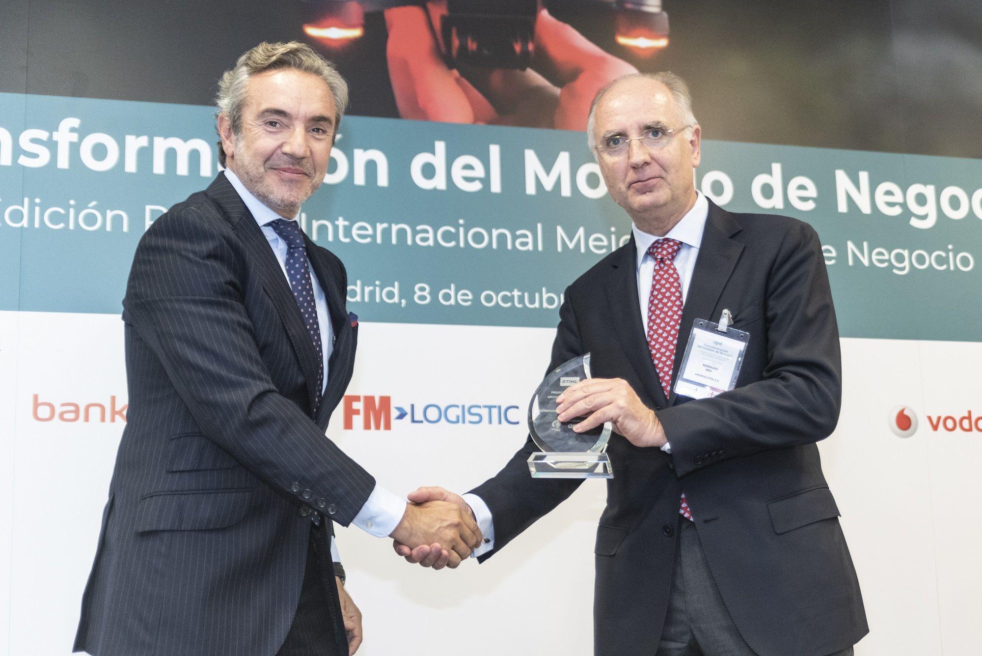 Foto de STIHL_Premio Modelo Negocio_1