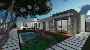 Foto de Casas prefabricadas de hormigón modulares