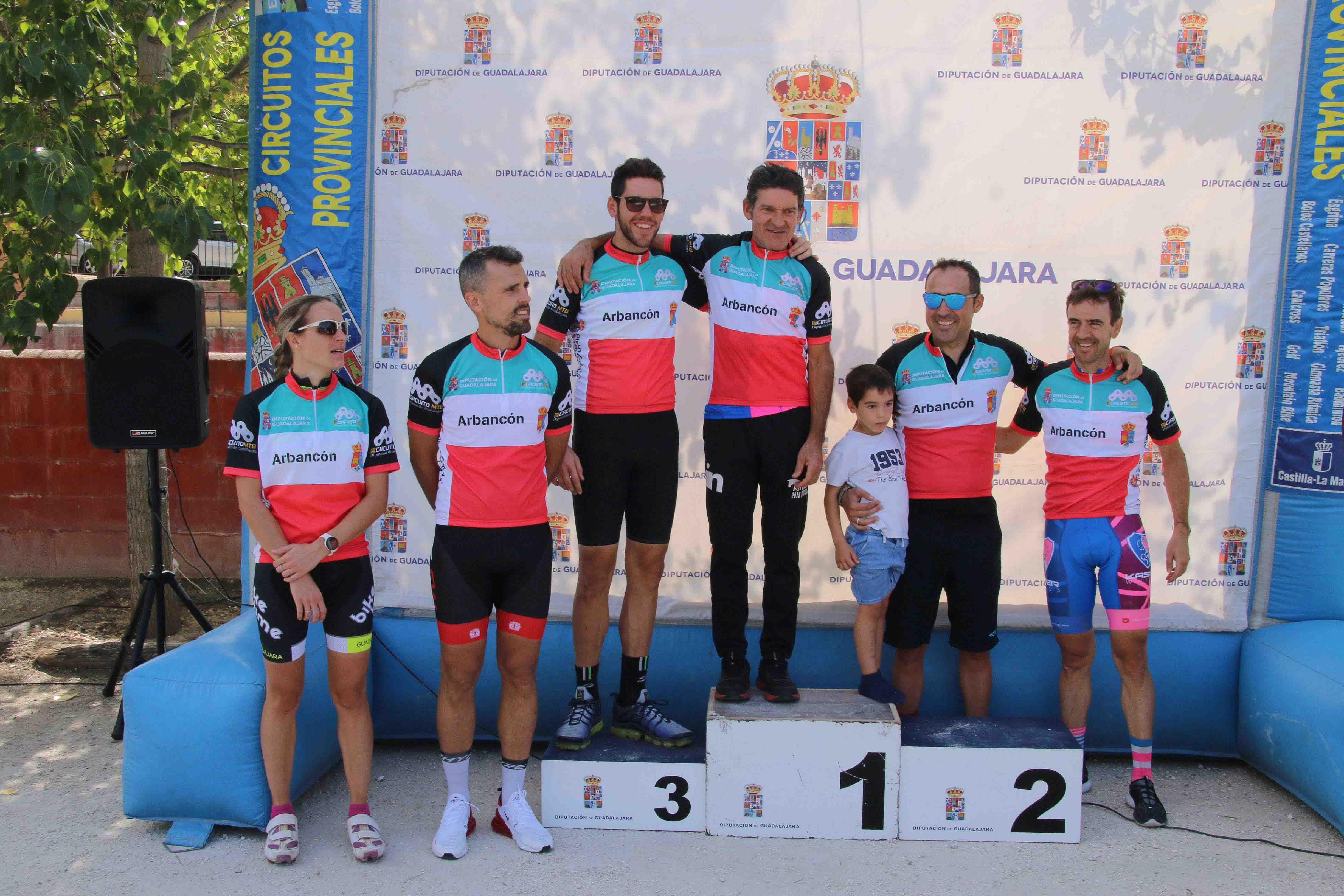 VIII Circuito MTB Guadalajara