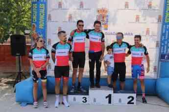 Lideres VIII Circuito MTB Guadalajara