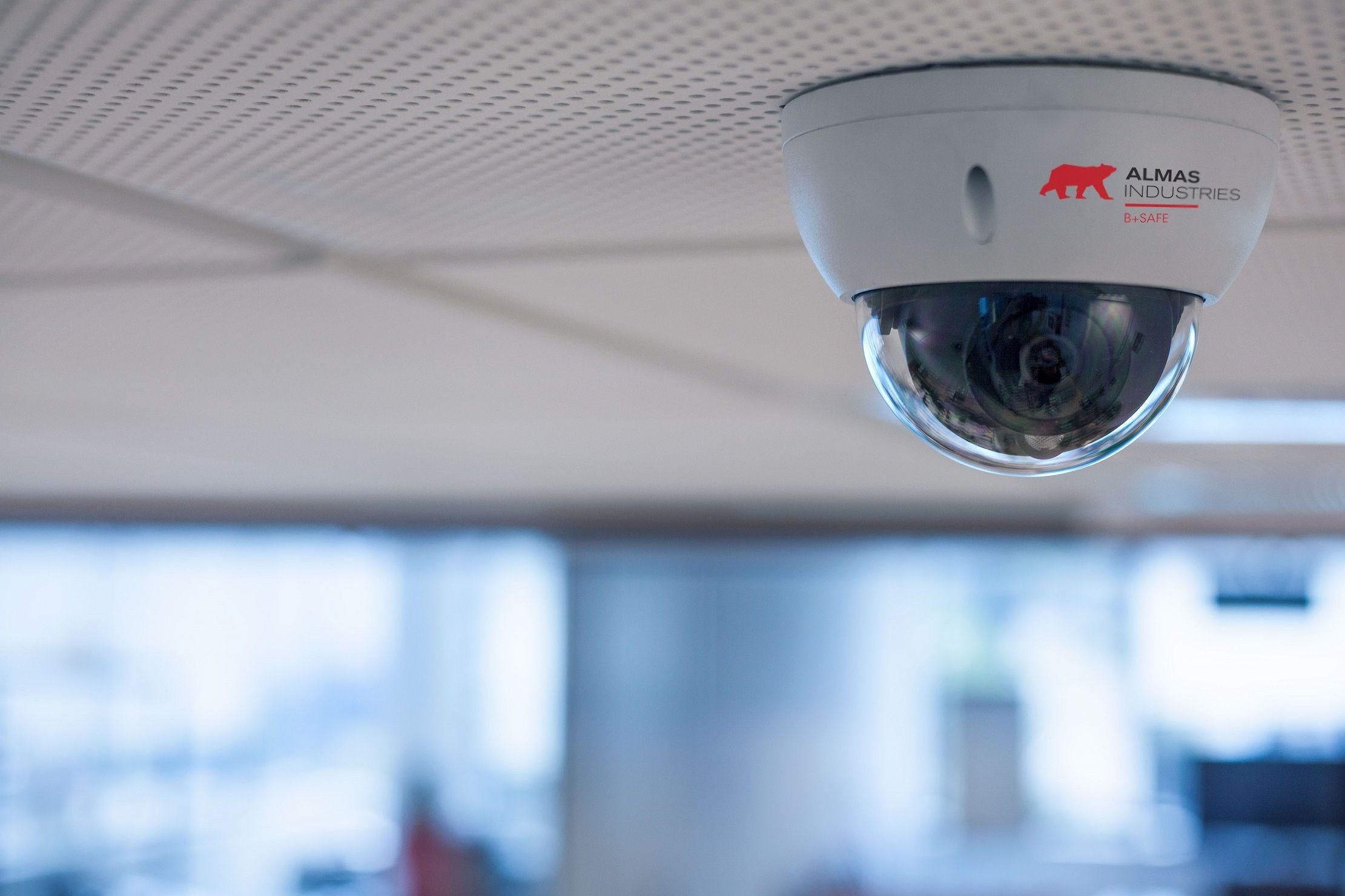B+SAFE explica 4 aspectos a tener en cuenta a la hora de instalar un sistema de videovigilancia en una empresa