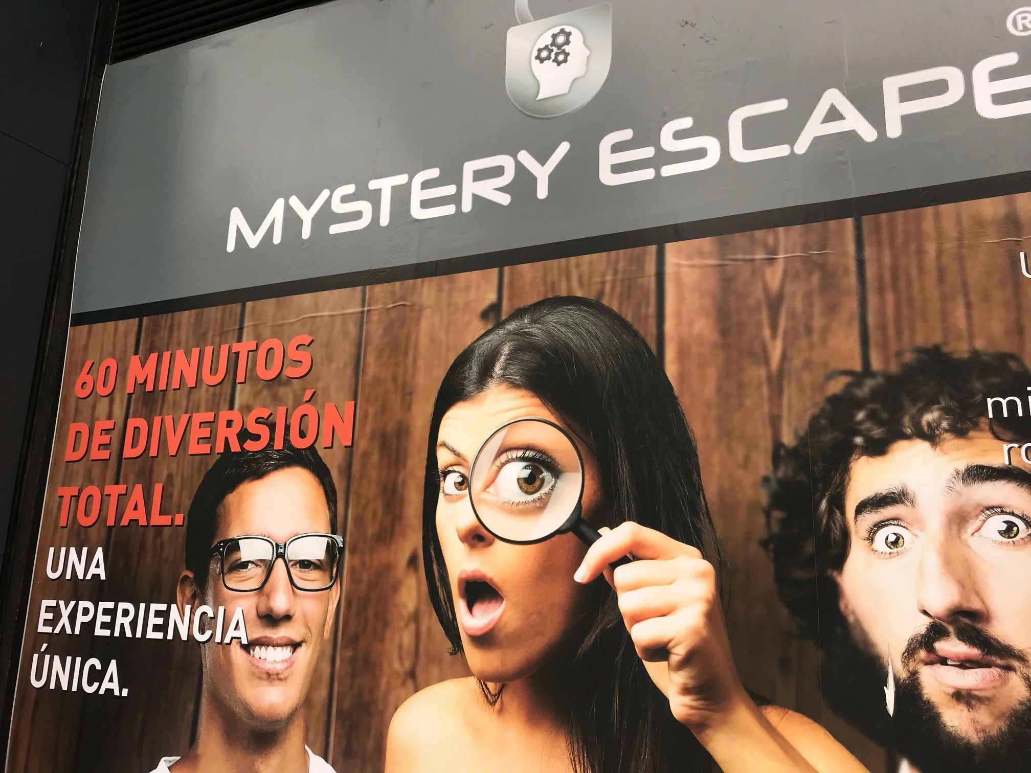Foto de Escape room en barcelona