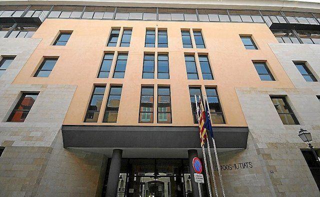 Foto de Juzgados de primera instancia de Palma de Mallorca
