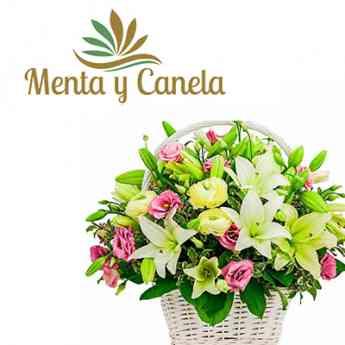 Floristería Menta y Canela Madrid.