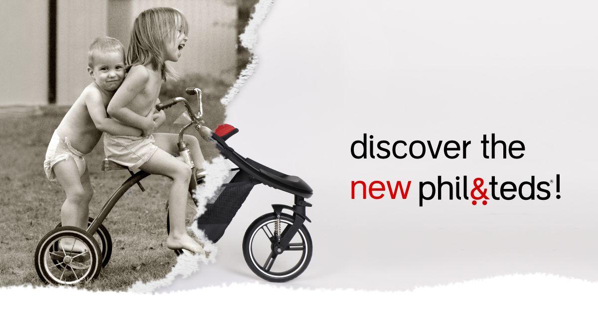 Fotografia Banner de la campaña new phil&teds